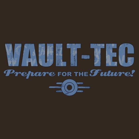 TShirtGifter presents: Vault-Tec Fallout Shelters