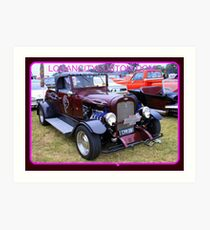 1926 Chevrolett Roadster. Art Print