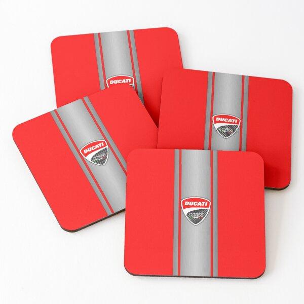 ducati Coasters (Set of 4)
