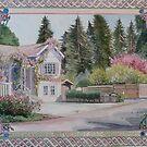 Riverglen Cottage by Sally Sargent