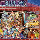 The Blue Sax by Sally Sargent