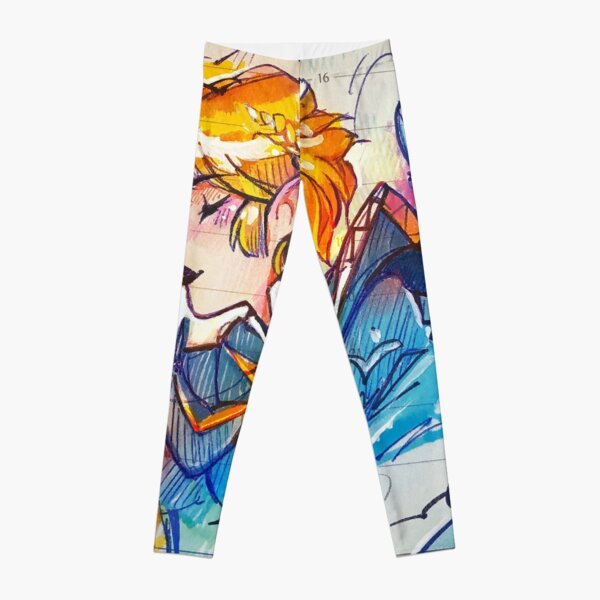 A Champion Arises Leggings