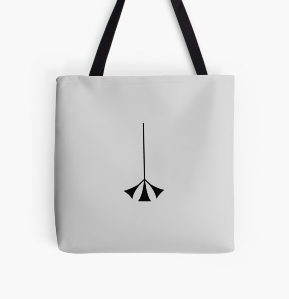 Guillotine Cross: The Assassin's symbol of power All Over Print Tote Bag