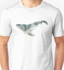 Buckelwal Unisex T-Shirt