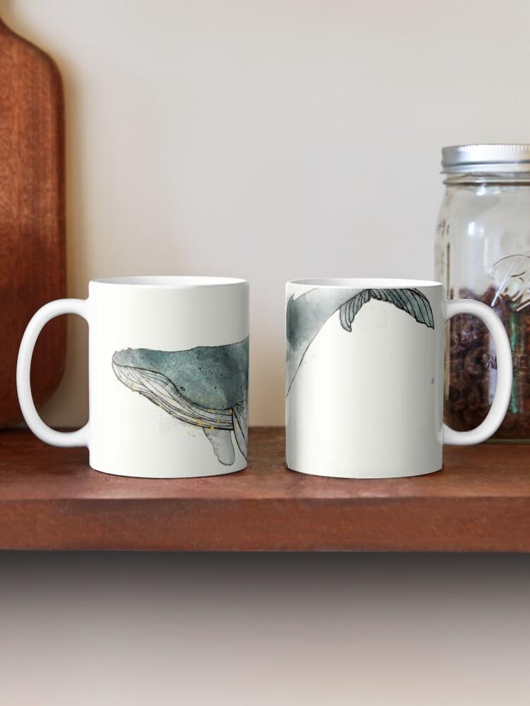Alternate view of Humpback Whale Mug