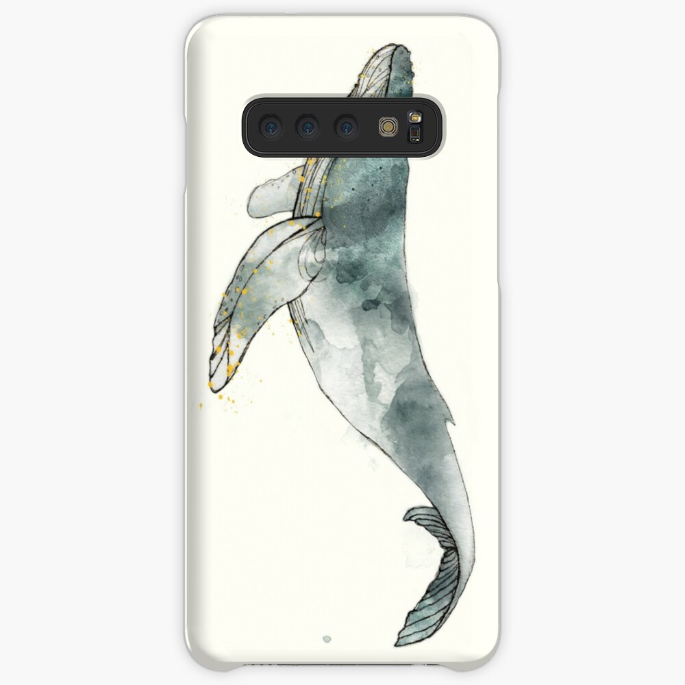 Humpback Whale Case & Skin for Samsung Galaxy
