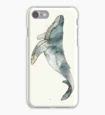 Humpback Whale iPhone Case/Skin