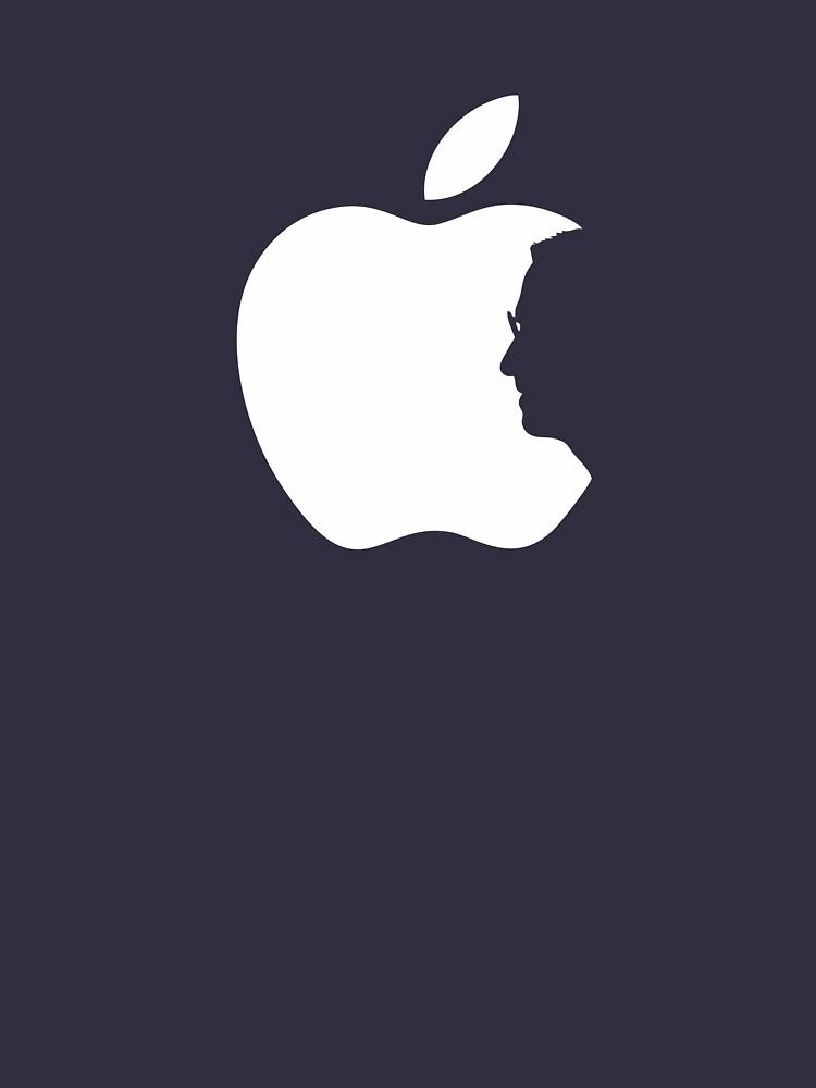 Apple Steve Jobs by BrentWalter