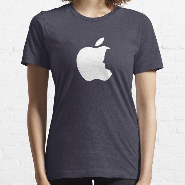 Apple Steve Jobs Essential T-Shirt