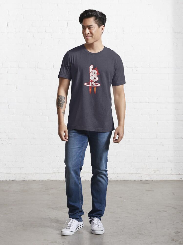 Alternate view of Astroboy Essential T-Shirt