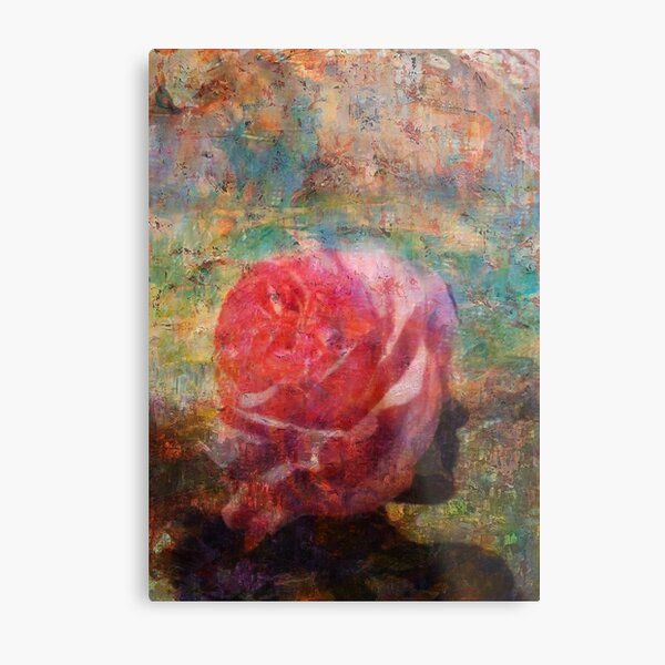 Rosehead Metal Print