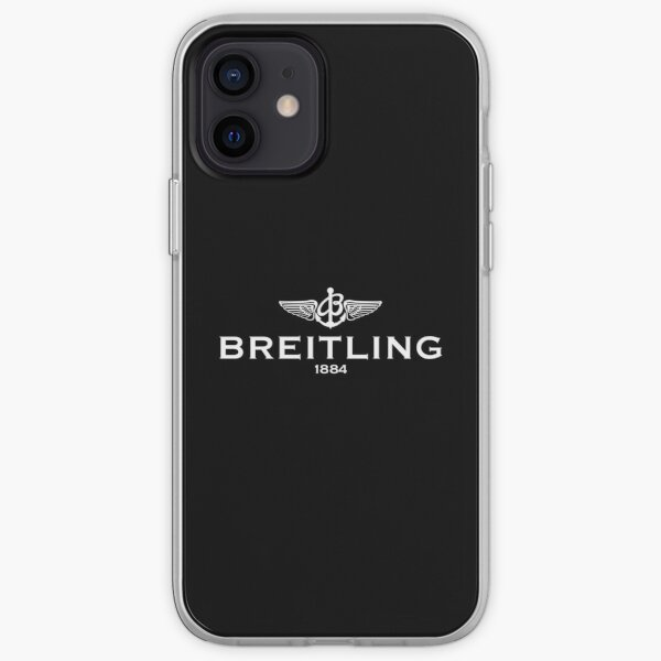 Breitling Logo iPhone Soft Case