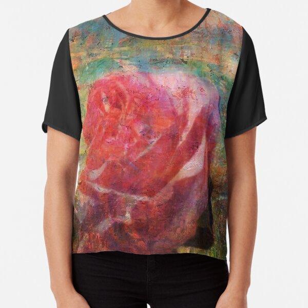 Rosehead Chiffon Top