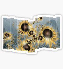 T- Sunflower morning Sticker
