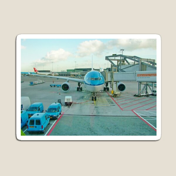 Schiphol Airport Amsterdam Magnet