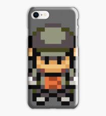 Rocket Grunt Overworld Sprite iPhone Case/Skin