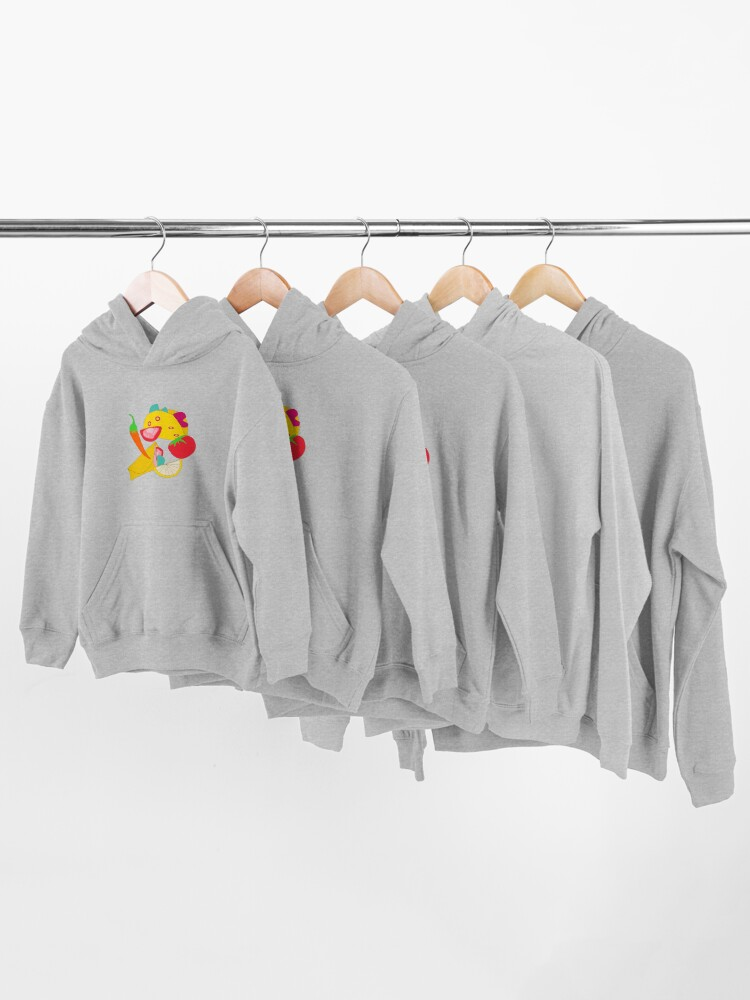Alternate view of Burraco Fest Kids Pullover Hoodie