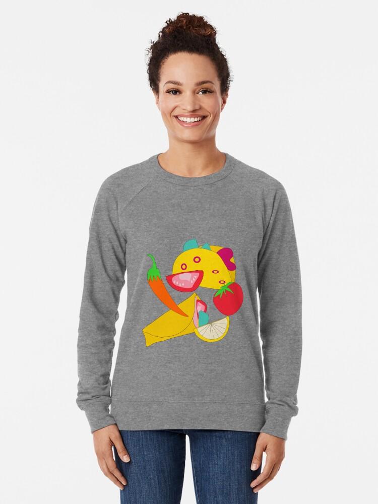 Alternate view of Burraco Fest Lightweight Sweatshirt
