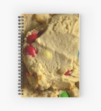 Chocolate Candy Cookies Spiral Notebook