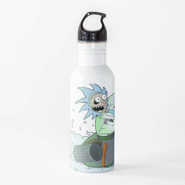 Ratrod Rick Water Bottle