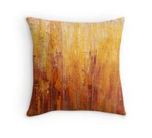 Temper Temper Throw Pillow