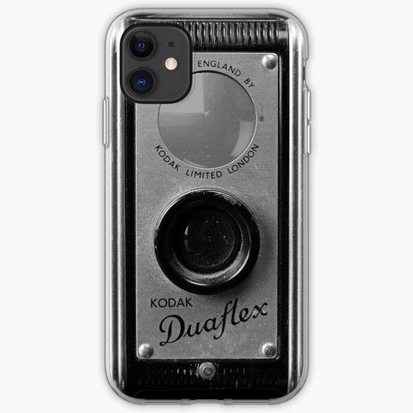 Vintage Camera V2 iPhone Soft Case