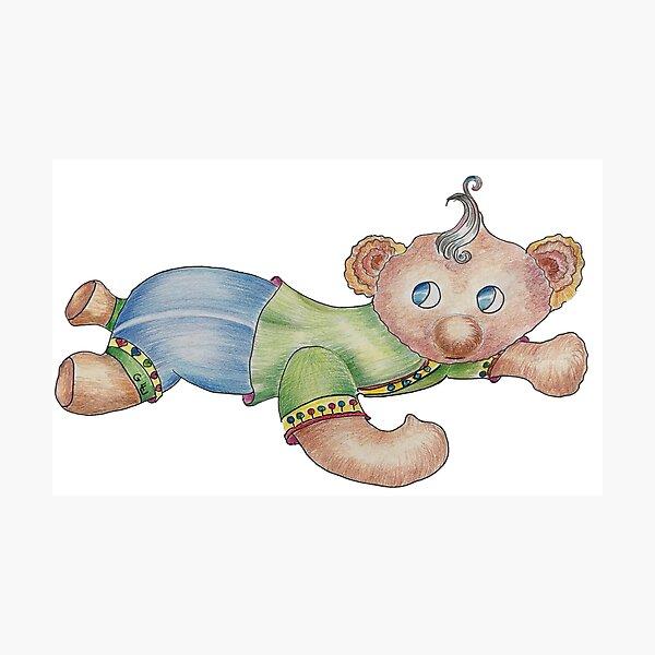 Baby Bear Photographic Print