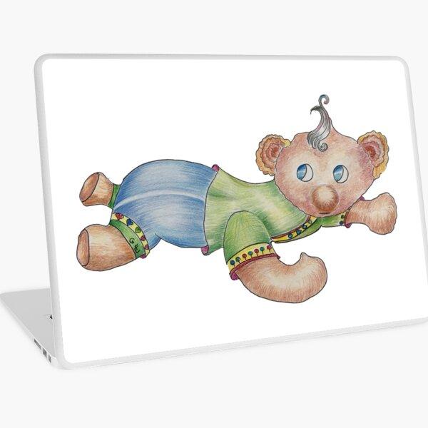 Baby Bear Laptop Skin