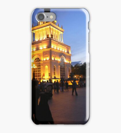 dance your steps:) iPhone Case/Skin