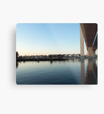 i was under the bolte;guvnor Metal Print