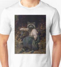 La Raccoon Du Bucheron T-Shirt