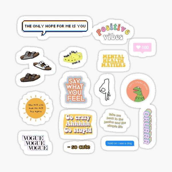 vsco pack Sticker