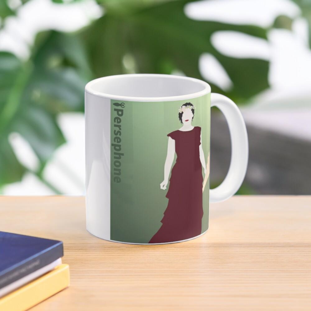 Persephone Goddess of the Underworld Mug