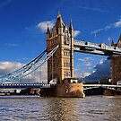 Cornish Granite -Tower Bridge by Ferdinand Lucino