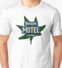 Marijuana Roach Motel Colorado T-Shirt