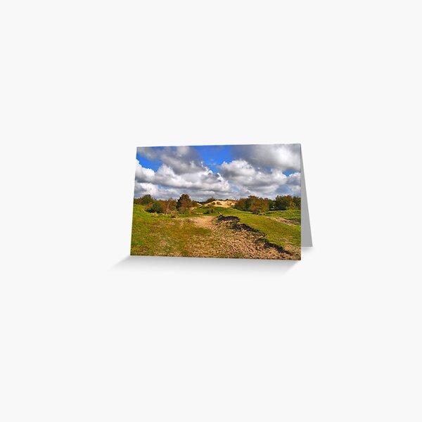 Zeepe Dunes Greeting Card