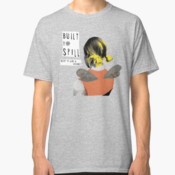 Bukas Built To Spill Tour Live 2019 Classic T-Shirt