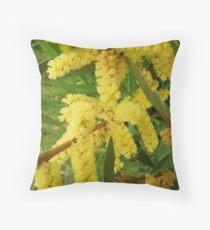 acacia branches Throw Pillow