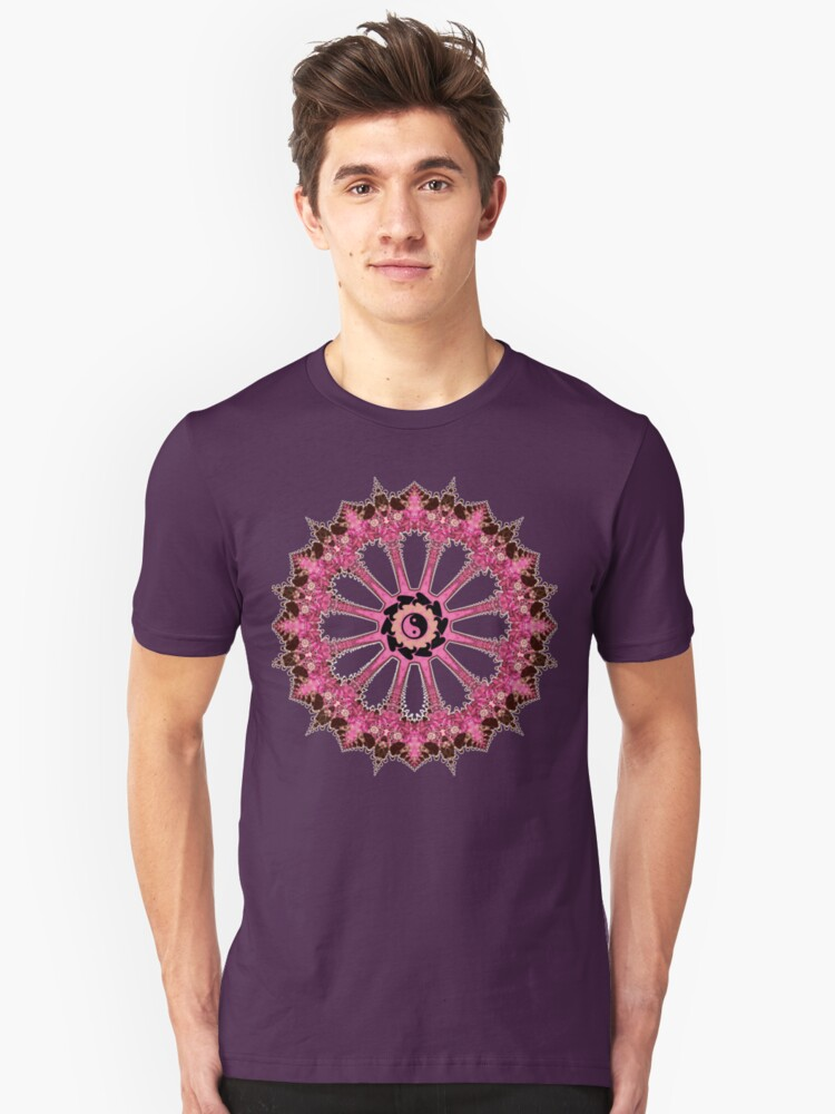 Love in Balance Unisex T-Shirt Front