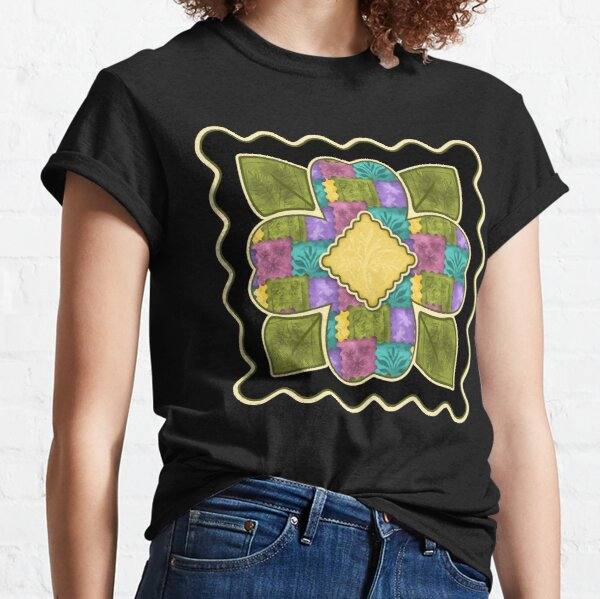 Naturally Patched Classic T-Shirt