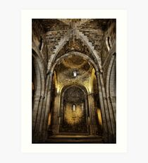 Place of Worship Art Print
