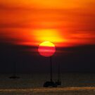 Darwin Sunset by JuliaKHarwood