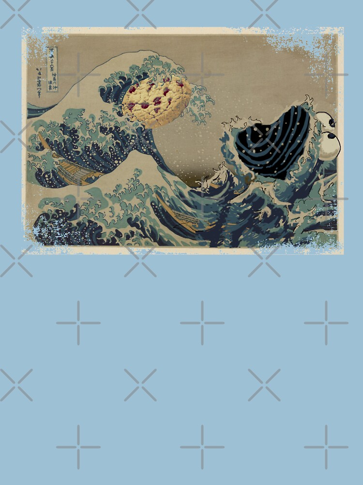 The great wave off Cookiemonsta by creativehack