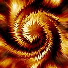 Starburst Abstraction by ChiaraLily