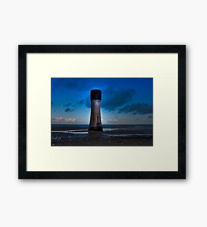 Morning on the Estuary Framed Print