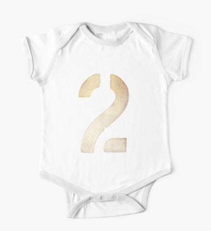 2 Tee - Gold Kids Clothes