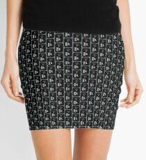 Wolf Tickets Mini Skirt