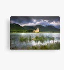 Scotland: Kilchurn Castle Revisited Metal Print