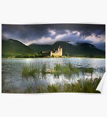 Scotland: Kilchurn Castle Revisited Poster