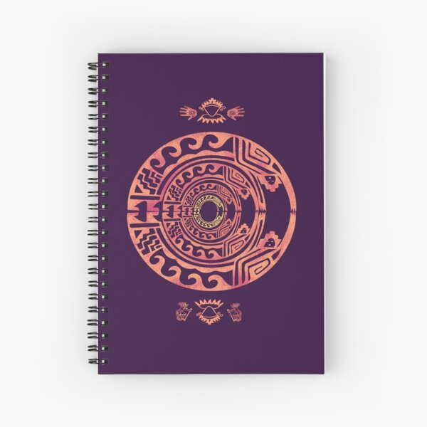Dance Cycle Spiral Notebook